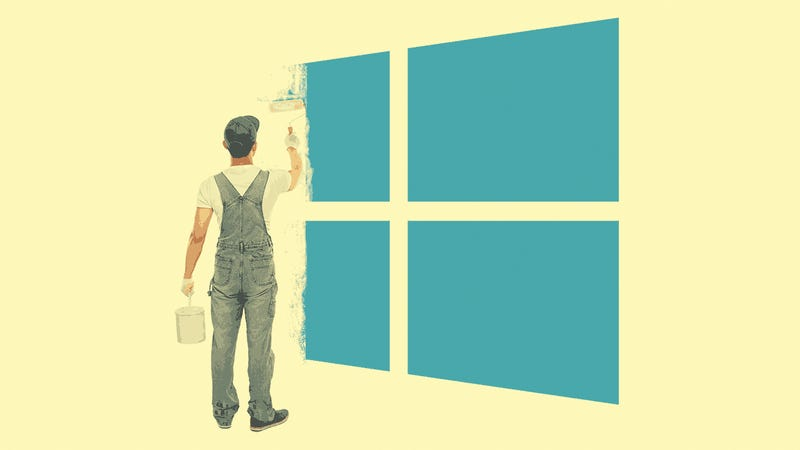 Illustration for article titled How Can I Hide the Start Button in Windows 8.1?