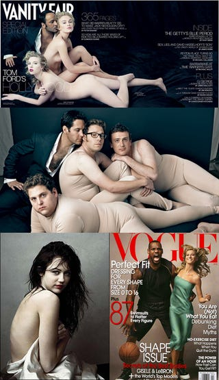 Illustration for article titled Other Ladies Agree: Annie Leibovitz's Latest Is Painfully Lame