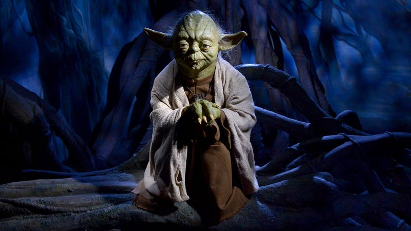 Illustration for article titled Yoda Is Supposed To Be Just A Normal Guy (By George Lucas)