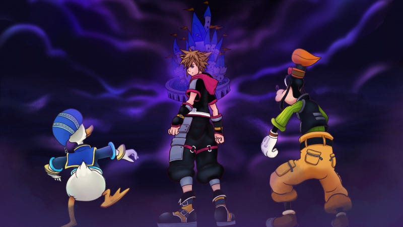 107e263cb11a Kingdom Hearts is Disney at its strangest, darkest—and most moving