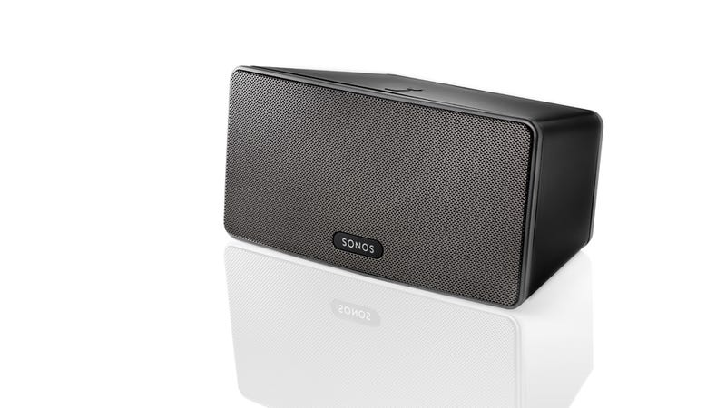 Illustration for article titled Sonos' Play:3 All-in-One Speaker Is Their Cheapest Box of Awesome Yet