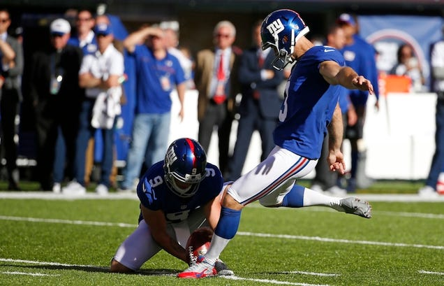 Josh Brown has potential claim against Giants, if he chooses to…