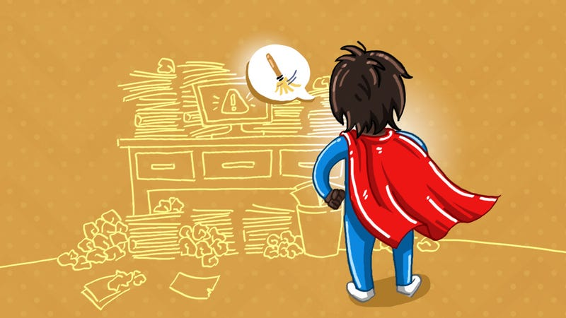 Illustration for article titled What Professional Organizers Really Do, and How They Can Help