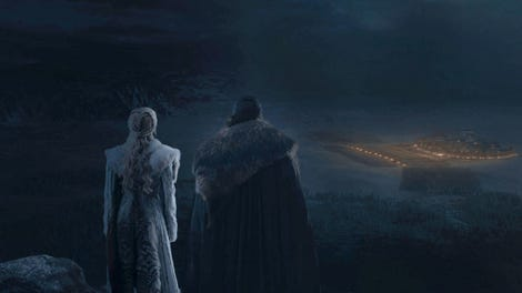 Whoops, Game of Thrones Allegedly Leaked Again