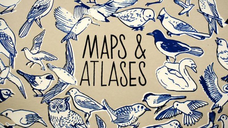 Illustration for article titled Maps & Atlases' Dave Davison and Erin Elders