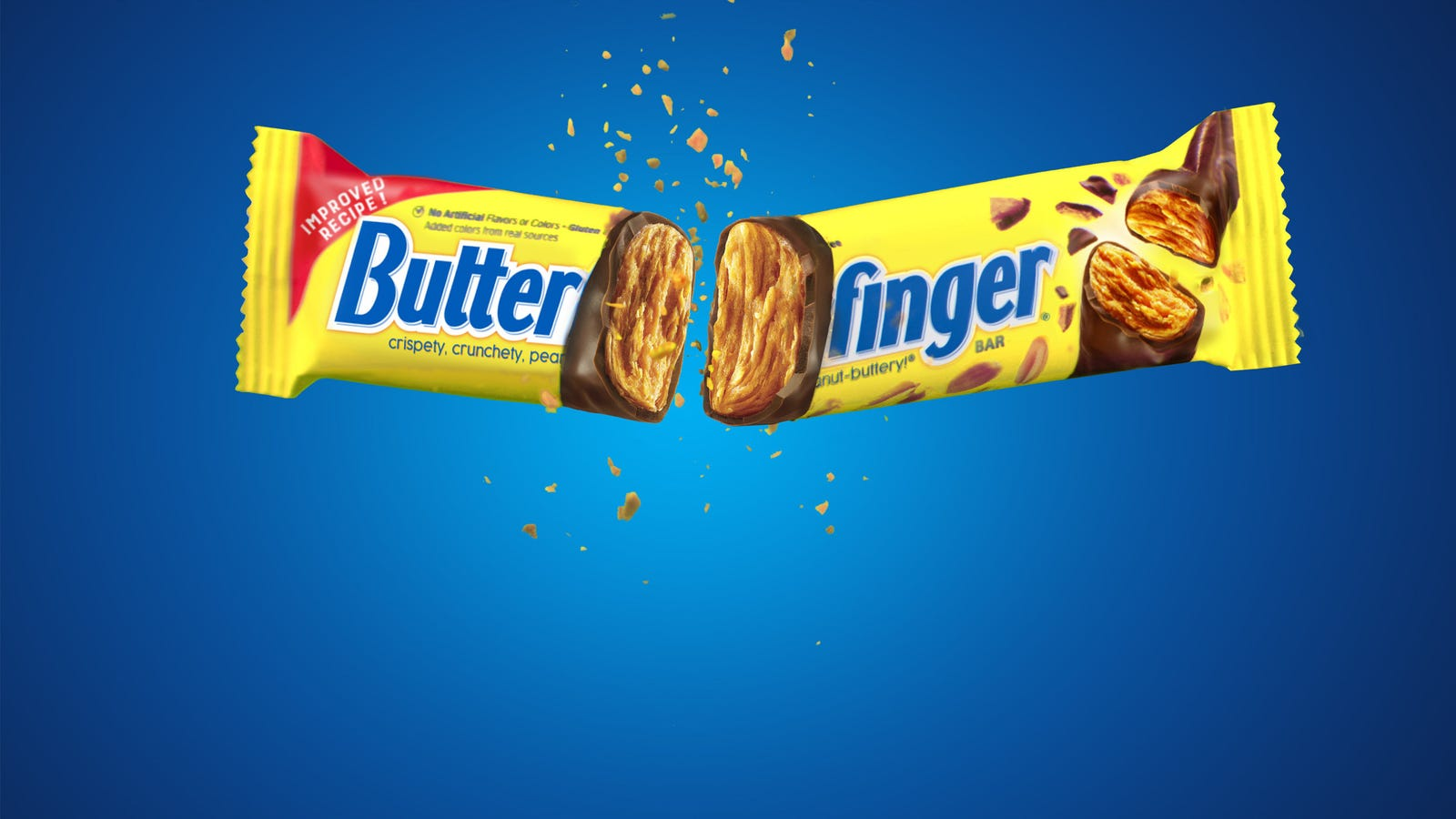 New Butterfinger recipe promises a Betterfinger