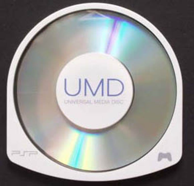 Sony: UMD Business Is Critical To Us