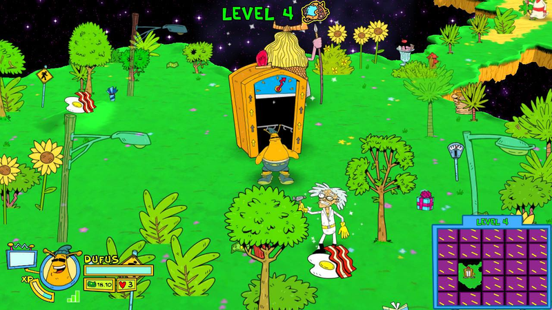 Illustration for article titled ToeJam & Earl: Back In The Groove Is A Well-Timed Throwback