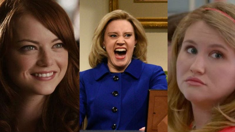 Illustration for article titled Emma Stone, Kate McKinnon, and Jillian Bell to play Women In Business