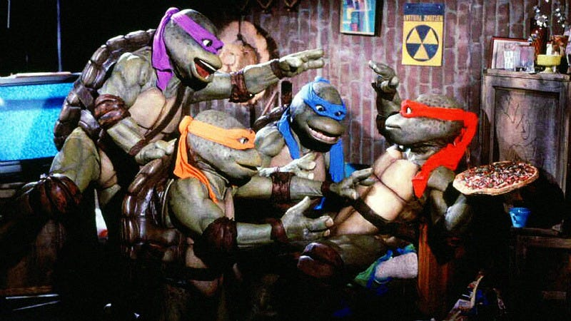 Illustration for article titled Read This: An oral history of the original TMNT movie's troubled production