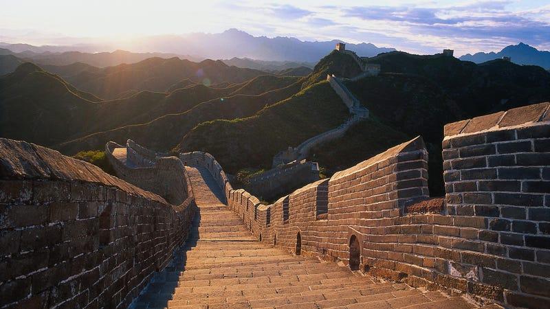 "China quiere construir la ""Gran Muralla"" de la cultura. Imagen: Wikimedia Commons"