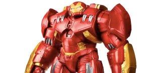 Illustration for article titled Primer vistazo a los juguetes de Los Vengadores: La Era de Ultron