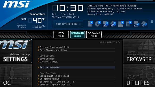 A Beginner's Introduction to Overclocking Your Intel Processor