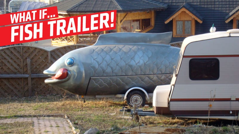 Illustration for article titled So You've Got A Fish Trailer