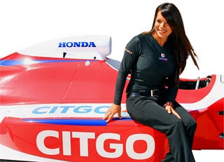 Illustration for article titled Women In Motorsports