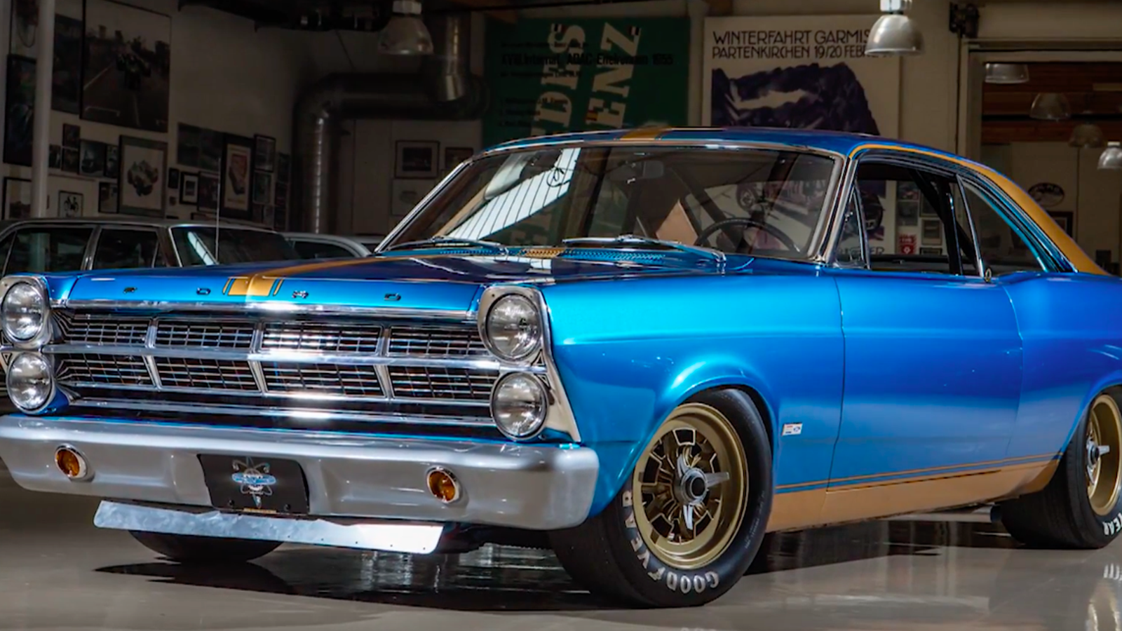 How about a 1967 ford fairlane with 650 horses and active for Garage ford peronne 80