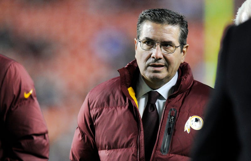 Illustration for article titled No Name Is Really Sacred To Dan Snyder