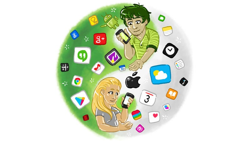 Illustration for article titled What Would It Take to Make You Switch to Android or iOS?