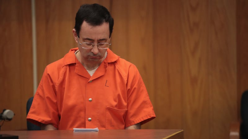 Illustration for article titled Larry Nassar Loses Another Request For Resentencing