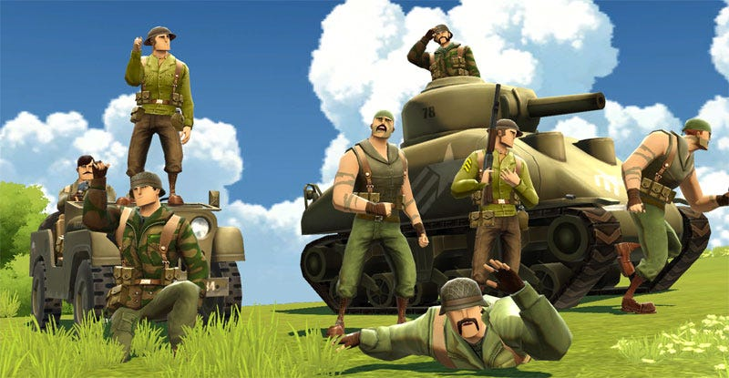 Illustration for article titled Battlefield Heroes Is Practically Ruined