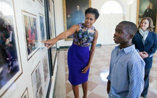 Lawrence Jackson/White House