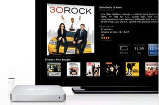 Illustration for article titled Apple TV 3.0 Can Play iTunes LP and Extras Like a Real Video Box