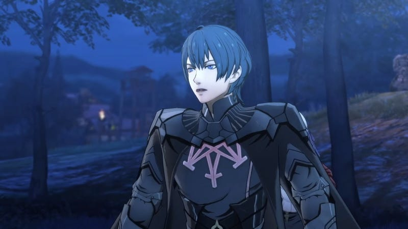 Illustration for article titled Controversial Voice Actor Chris Niosi Will Be Replaced In Fire Emblem: Three Houses