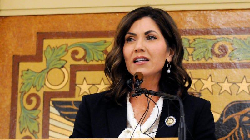 South Dakota Governor Kristi Noem
