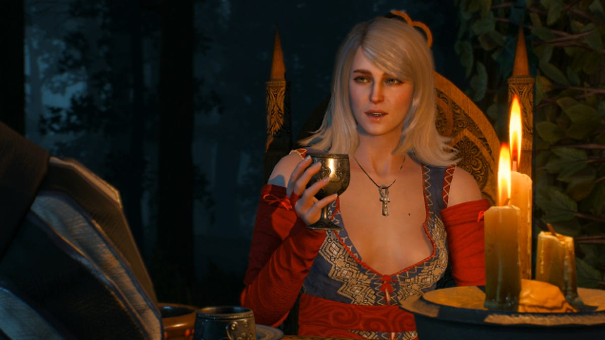 The Complicated Women Of The Witcher 3