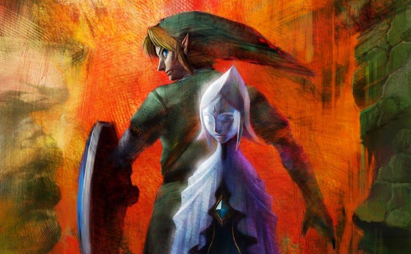 """Illustration for article titled Nintendo Plans """"Surprising"""" Zelda Showing At E3 2010"""
