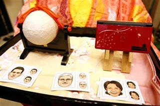 Illustration for article titled Japan Presents Foreign Dignitaries With...A DS Lite