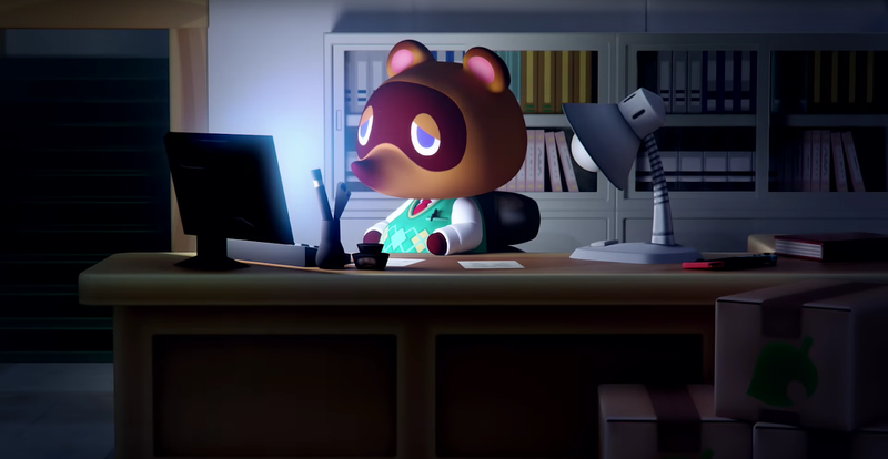 Illustration for article titled Tom Nook Needs To Get With The Times