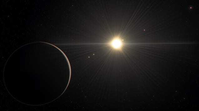 Enigmatic Star System Has 5 Planets Locked in Perfect Harmony