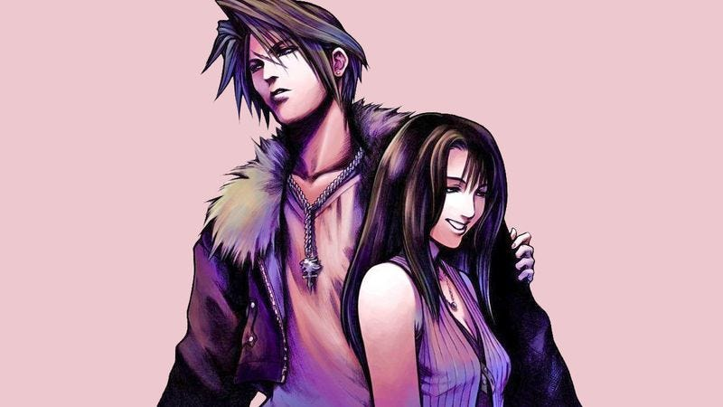 Illustration for article titled Final Fantasy VIII makes high school's life-or-death drama literal