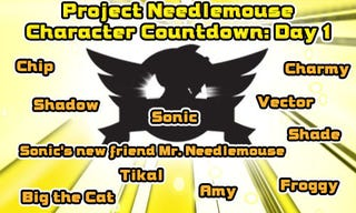 Illustration for article titled Project Needlemouse's Character Reveals Are Trivial