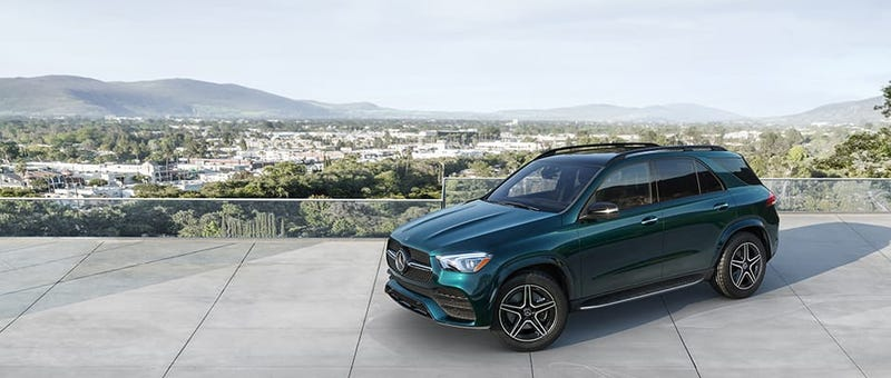 Illustration for article titled The 2020 Mercedes GLE starts at $56,200