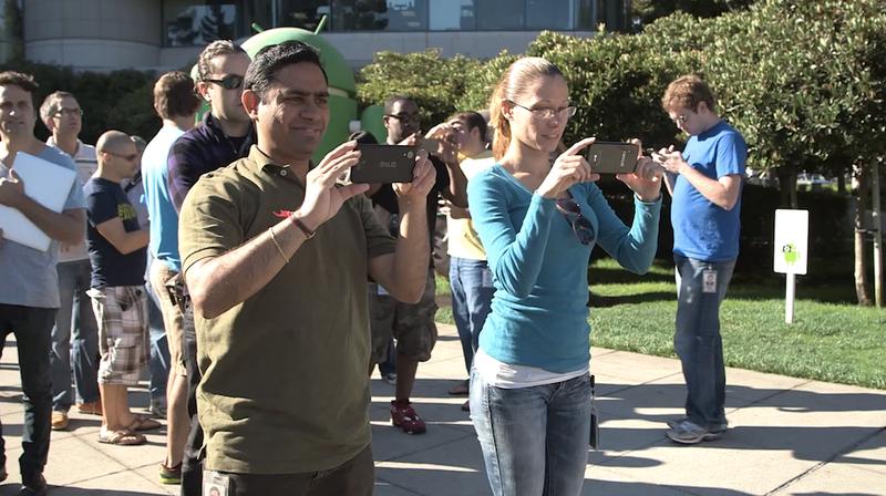 Illustration for article titled ¿Es este el nuevo smartphone Nexus 5 de Google?