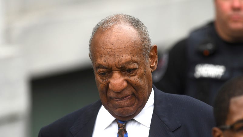 Bill Cosby departs the Montgomery County Courthouse on the first day of sentencing in his sexual assault trial on Sept. 24, 2018 in Norristown, Penn.