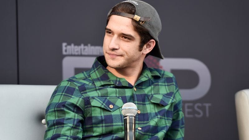 Teen Wolf star Tyler Posey (Photo: Alberto E. Rodriguez/Getty Images for Entertainment Weekly)