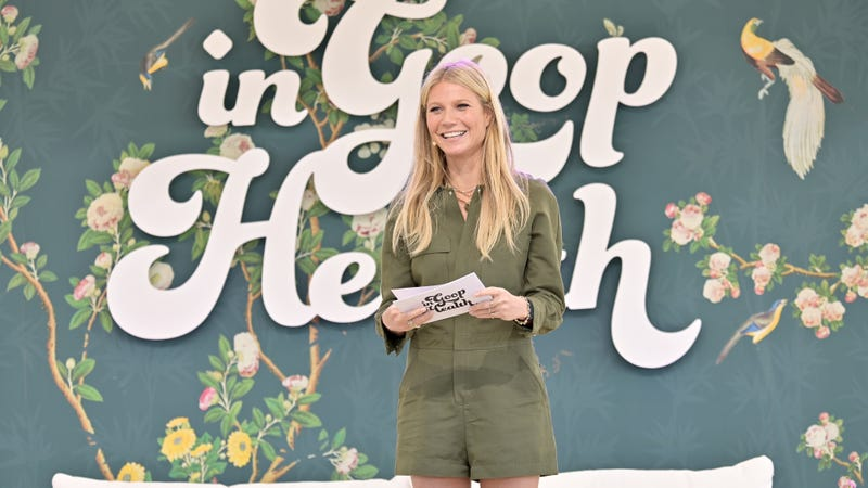 Illustration for article titled Turns Out Gwyneth Paltrow Is Human