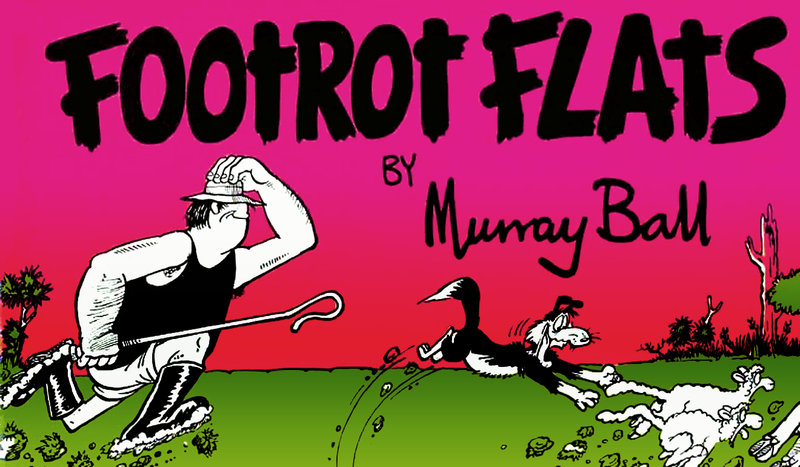 Illustration for article titled Footrot Flats - A New Zealand classic