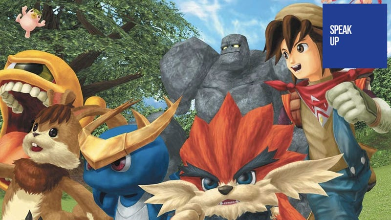 Illustration for article titled We've Got Too Many DVDs, It's Time for a New Monster Rancher
