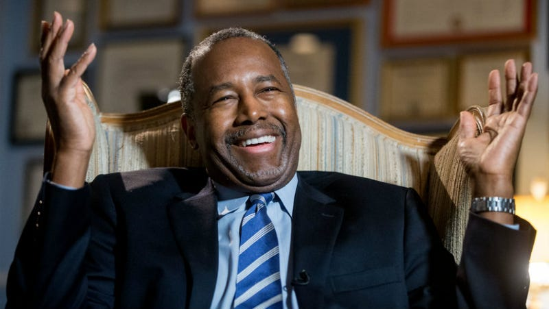 Illustration for article titled What 'Major Shakeup' Is Ben Carson Planning for His Campaign?