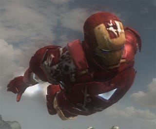 Illustration for article titled Someone Had The Balls To Release An Iron Man 2 Demo