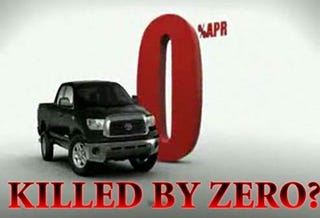 Illustration for article titled Toyota Won't Stop Saved By Zero Ads Despite Pleas From Thousands Of Facebookers