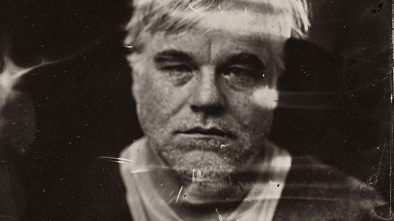 Illustration for article titled This Beautiful Tintype Portrait of Hoffman Will Haunt Us Forever