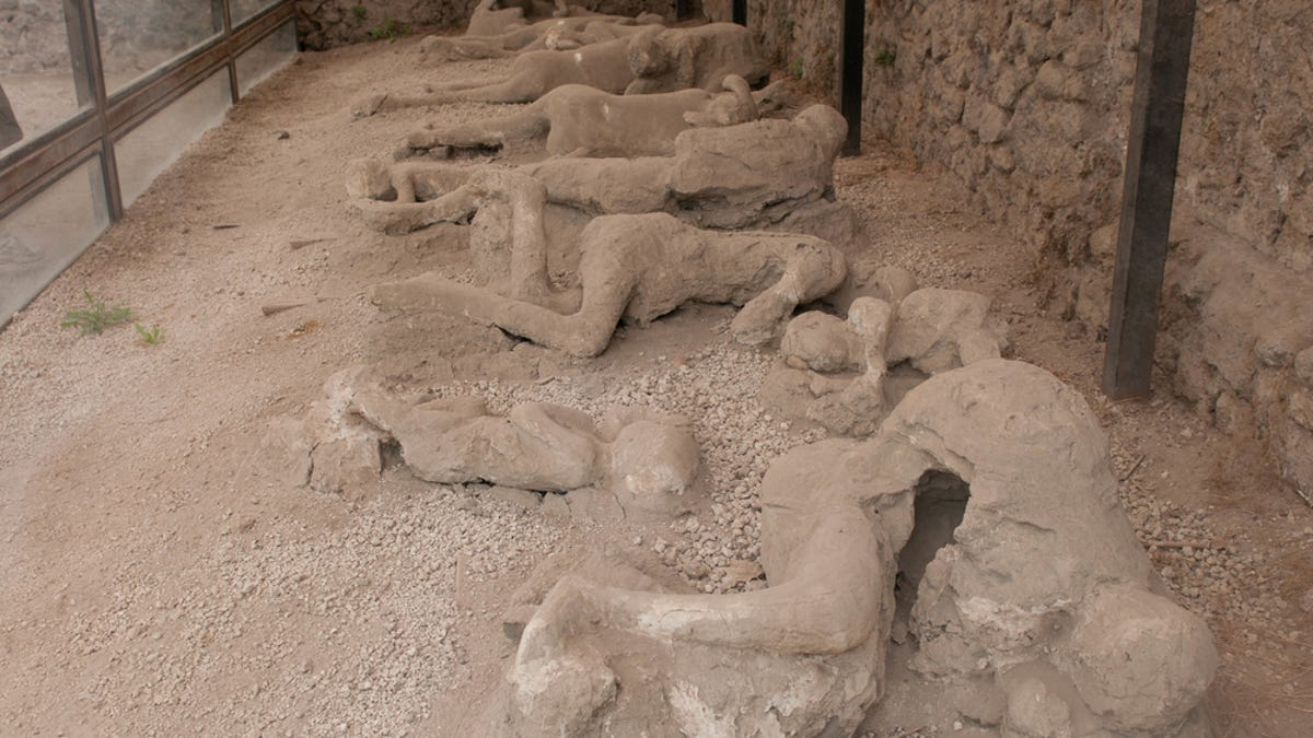 Pompeii: the story of the death of the city and interesting facts 32