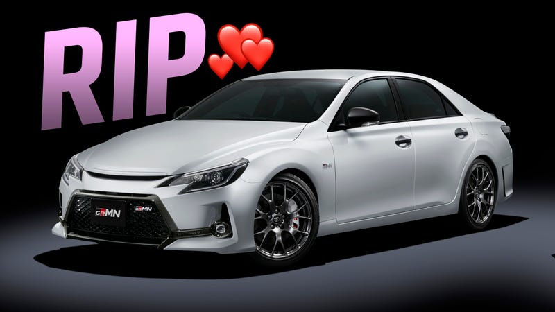 Dead: The Toyota Mark X