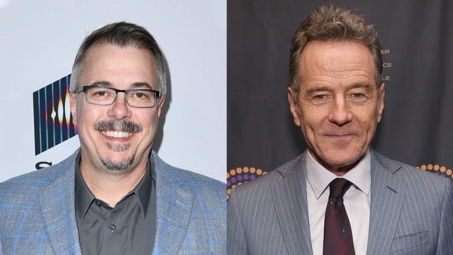 Vince Gilligan Reunites With Bryan Cranston For New Breakfast Bar