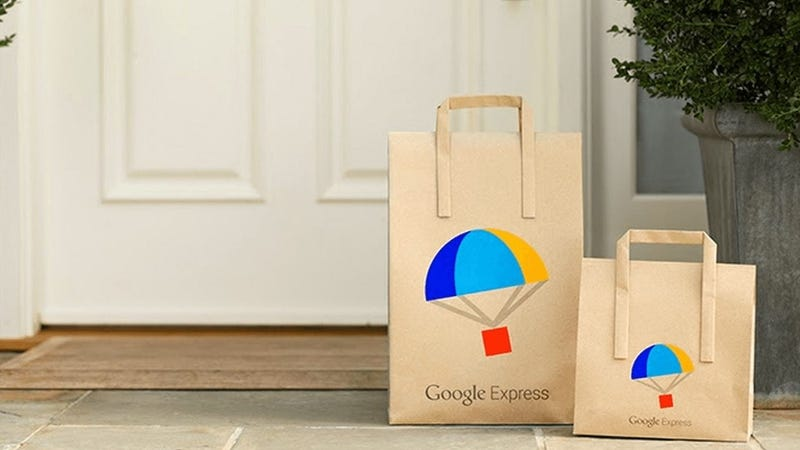 Illustration for article titled Google Express Doesn't Replace Amazon Prime, But It's Still Pretty Useful